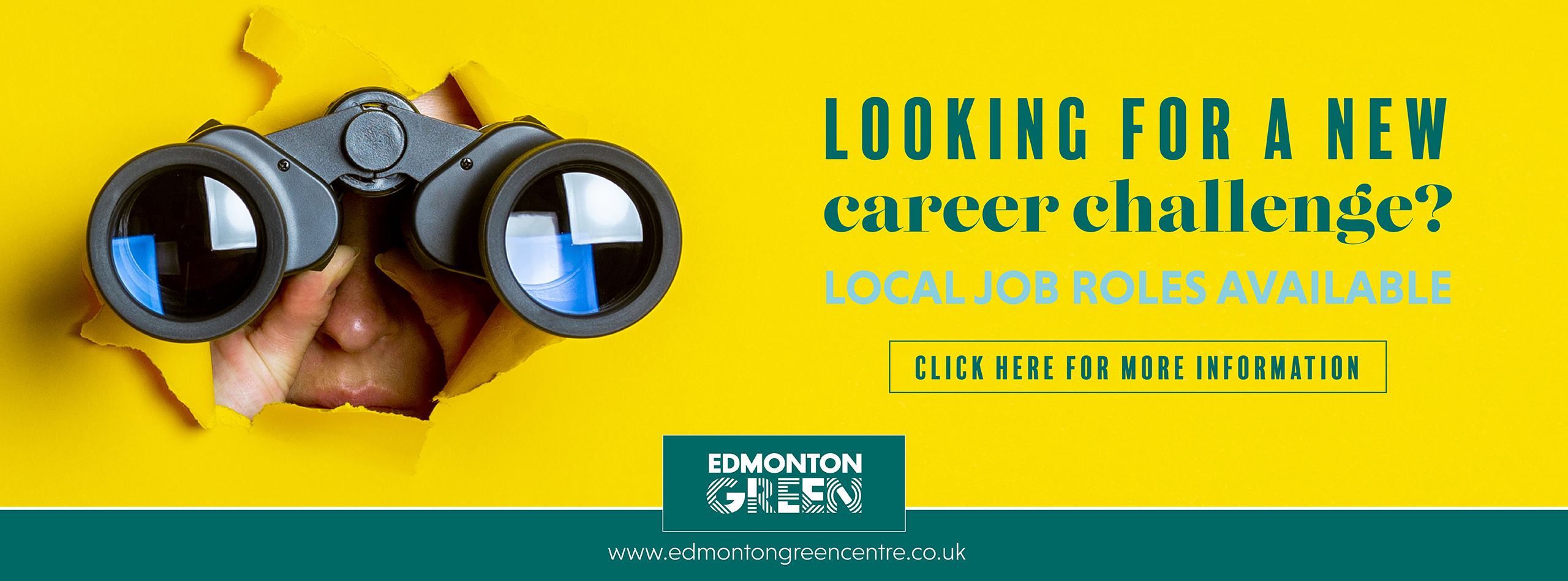 Local job search vacancy enfield